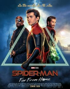 Spider-Man Lejos de Casa | Spider-Man Far from Home (2019)