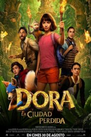 Dora y La Ciudad Perdida | Dora And Lost City Of Gold (2019)