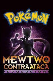 Pokemon Mewtwo contraataca Evolucion